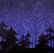Starry Starry Forest