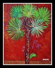 Florida Palm Tree